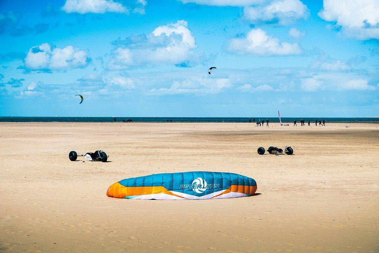 coast, holland, north sea